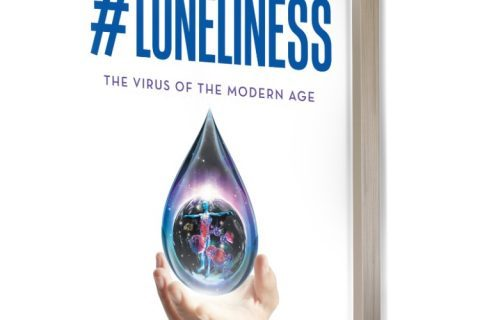 """Photo of book """"#Loneliness"""""""