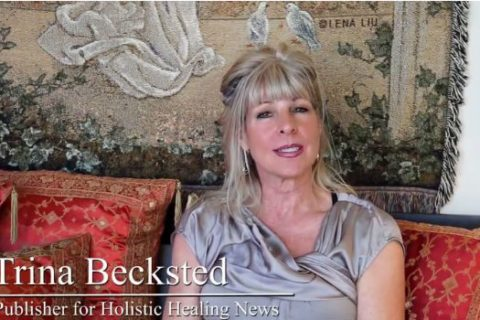 Trina Becksted talking about Empowerment